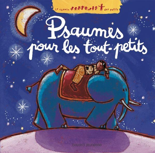 «Psaumes pour les tout-petits» cover