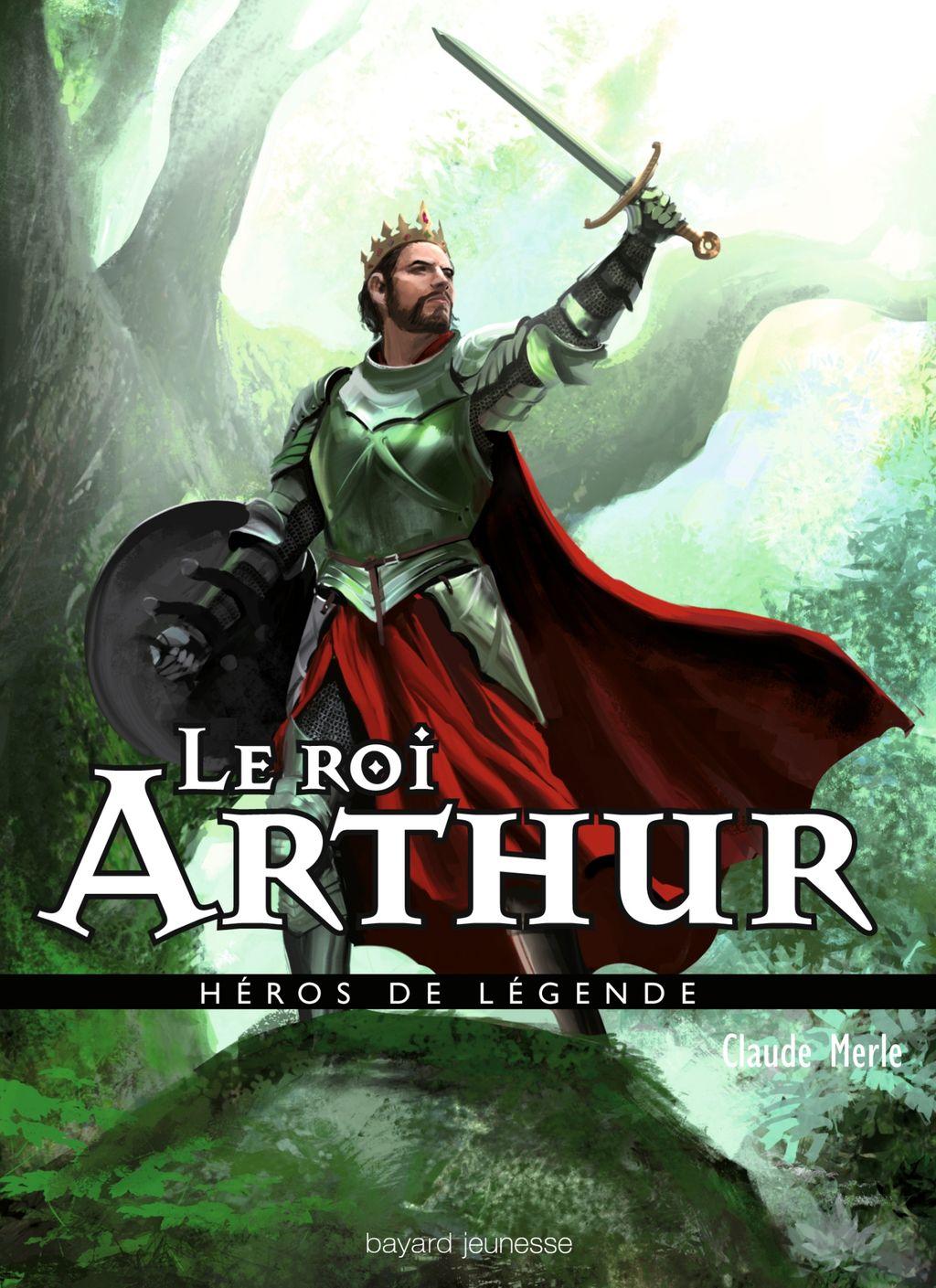 «Le roi Arthur» cover