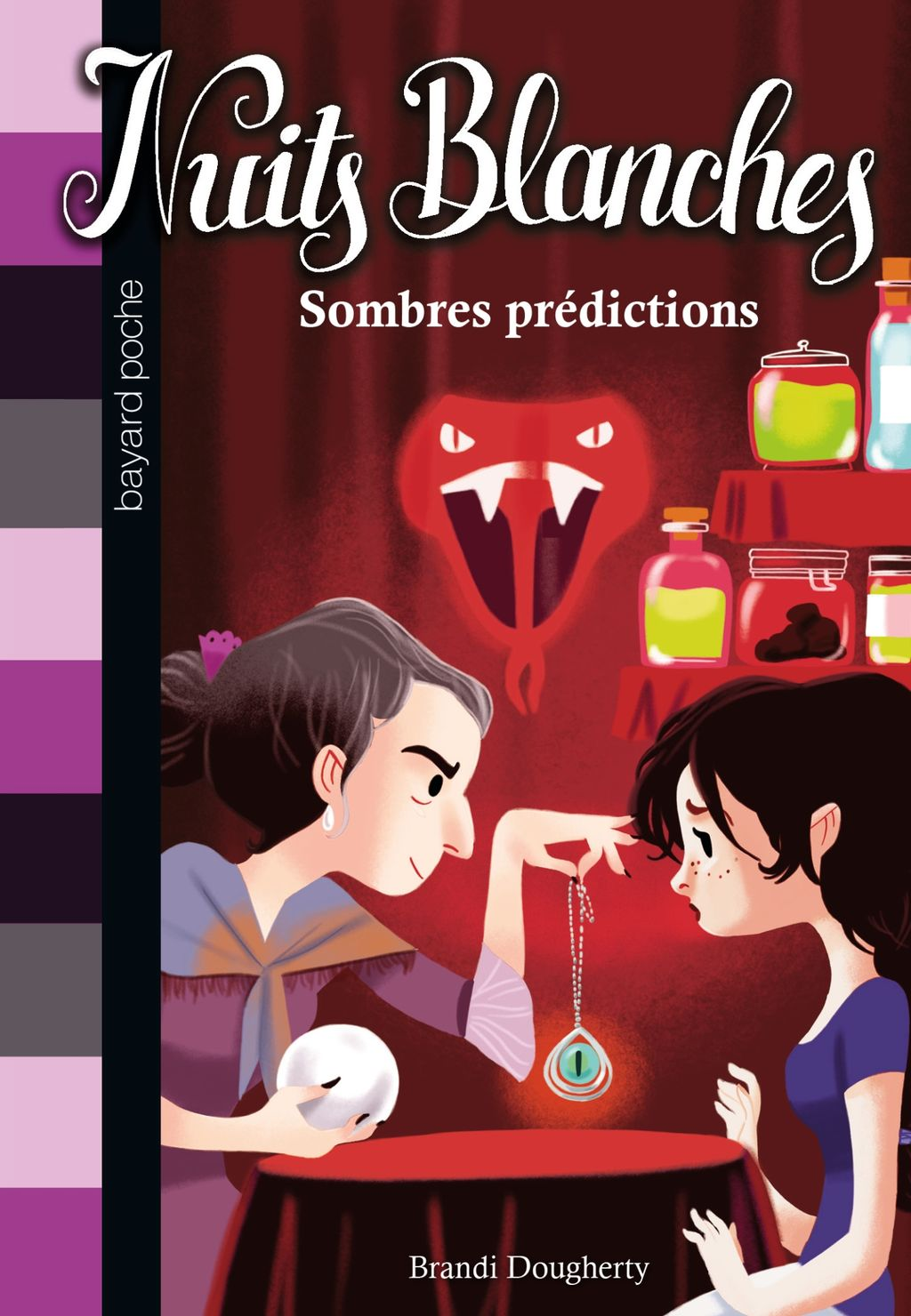 Couverture de «Sombres prédictions»