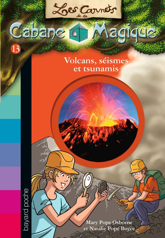 Couverture de «Volcans et tsunamis»