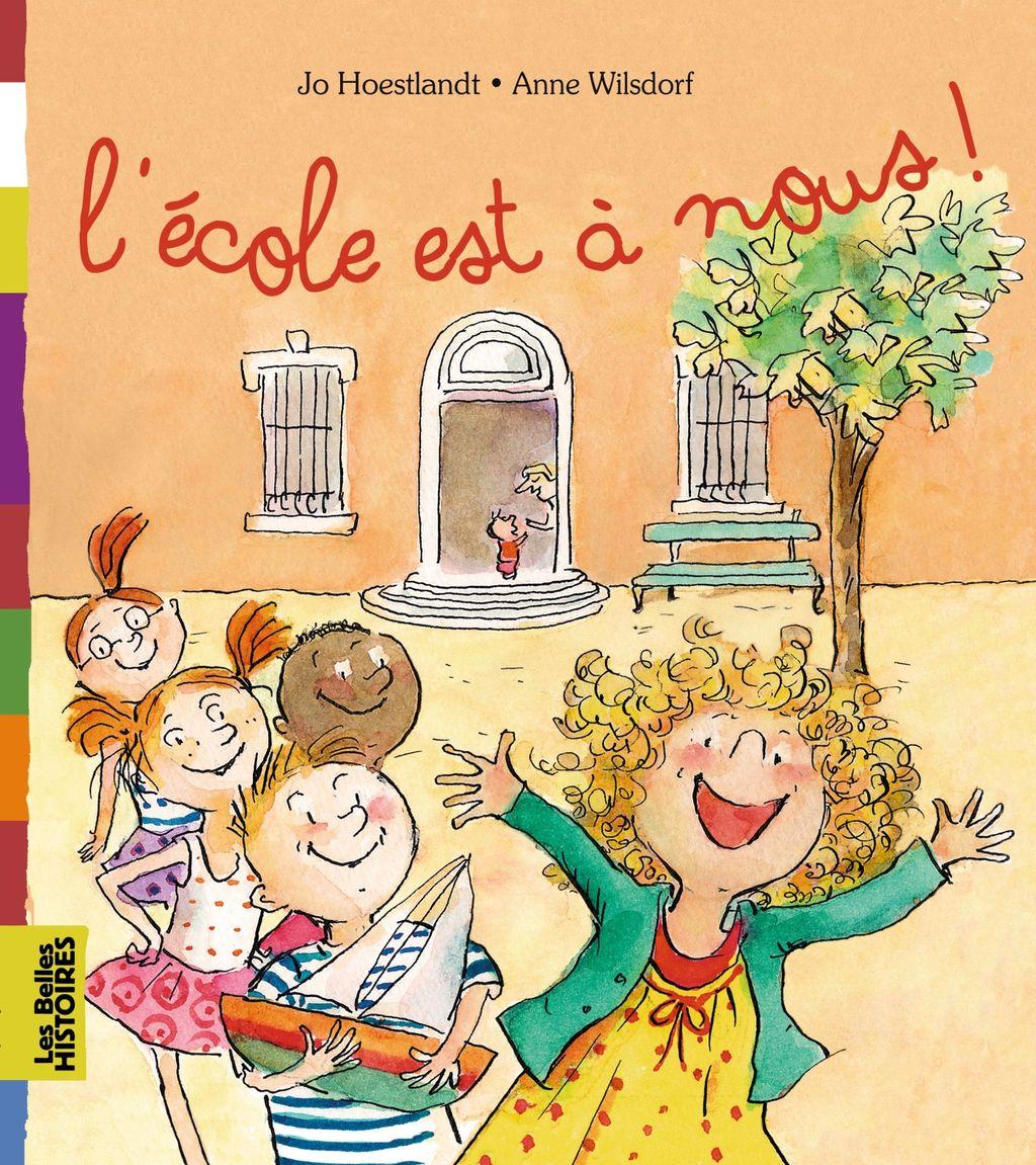 «L'école est à nous !» cover