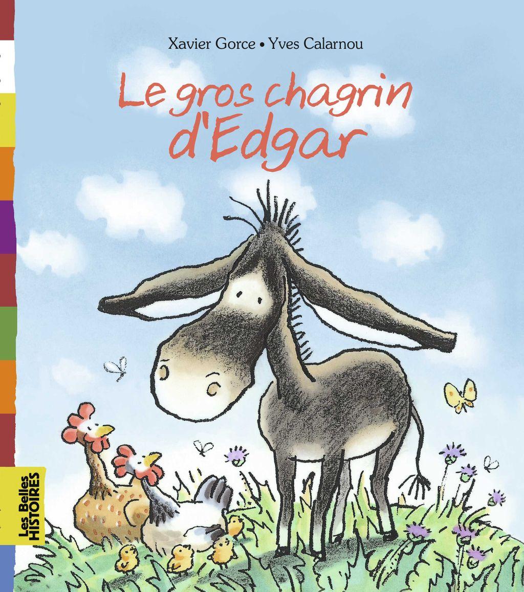 Couverture de «Le gros chagrin d'Edgar»