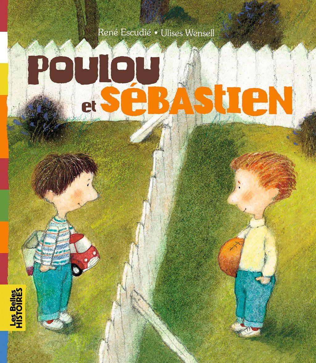 Couverture de «Poulou et Sébastien»