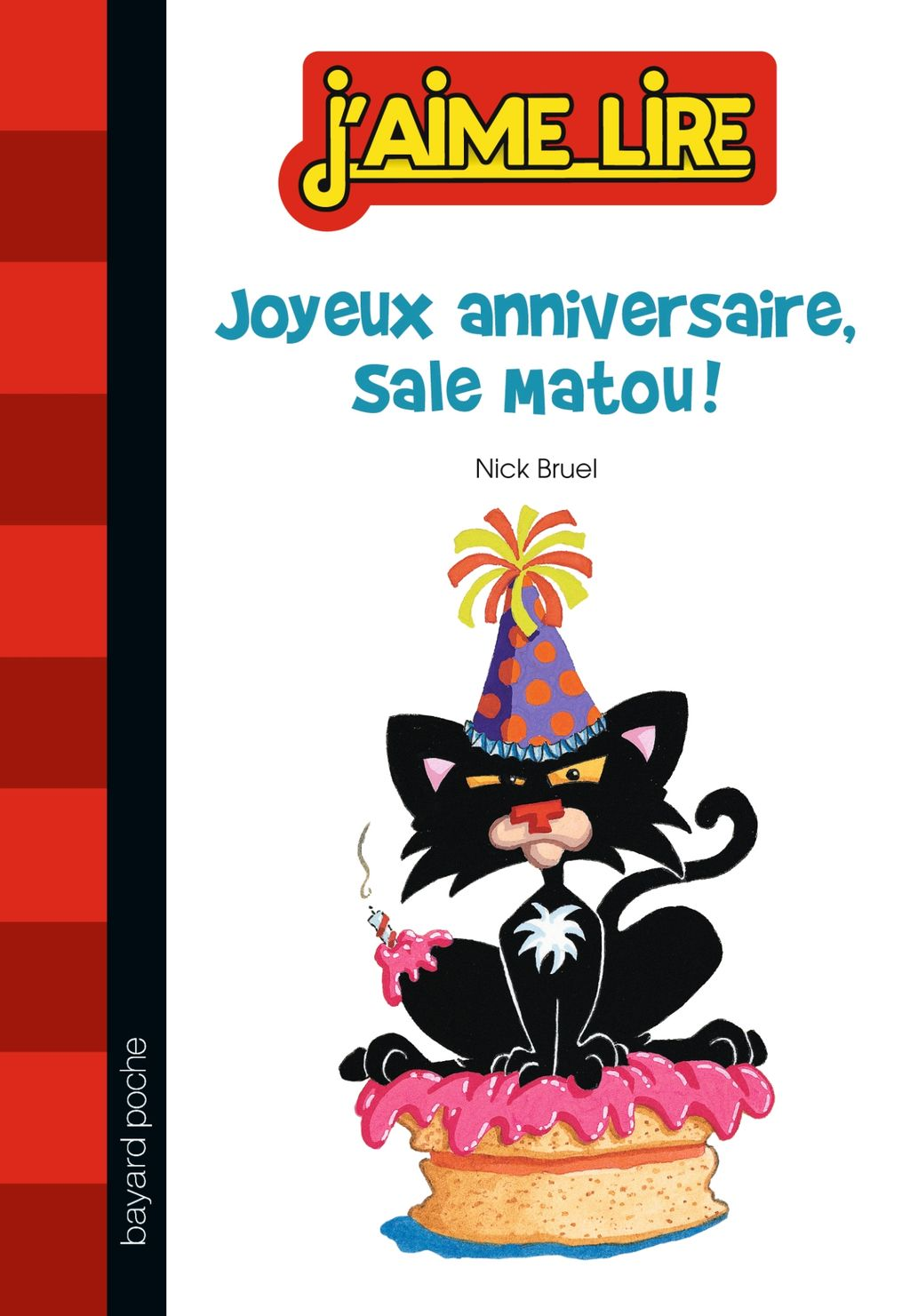 «Joyeux anniversaire, Sale Matou !» cover