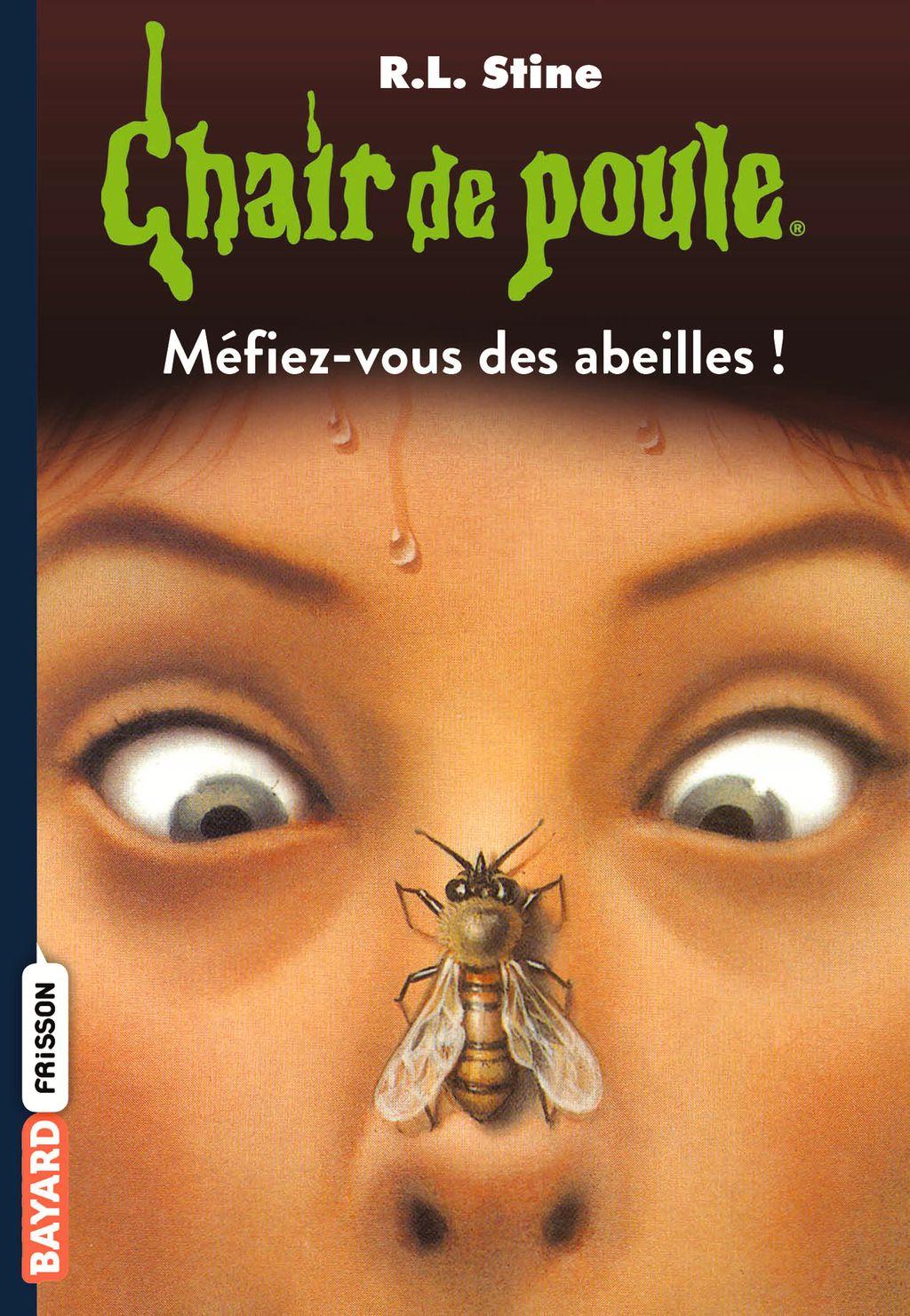 Couverture de «Méfiez-vous des abeilles !»