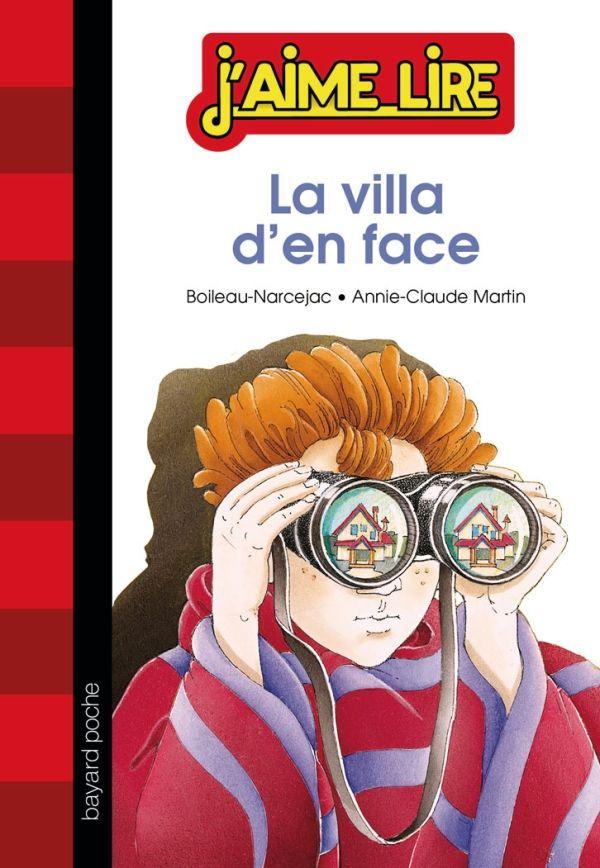 «La villa d'en face» cover