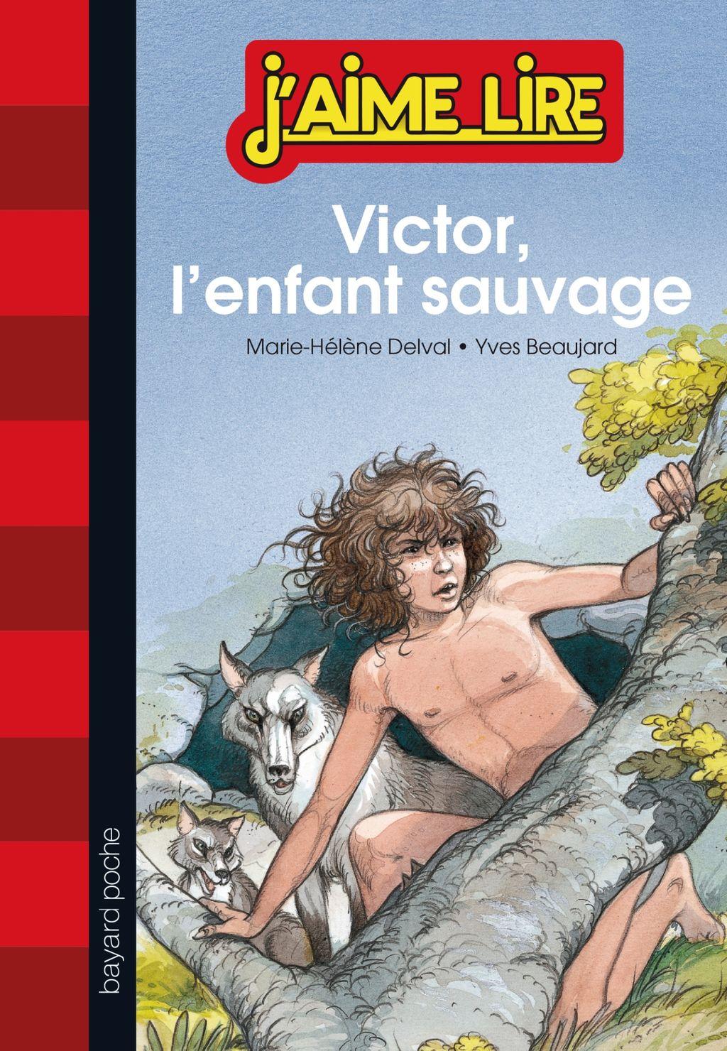 «Victor, l'enfant sauvage» cover