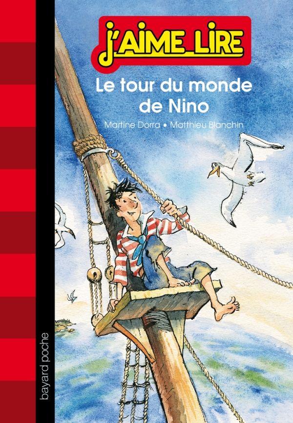 «Le tour du monde de Nino» cover