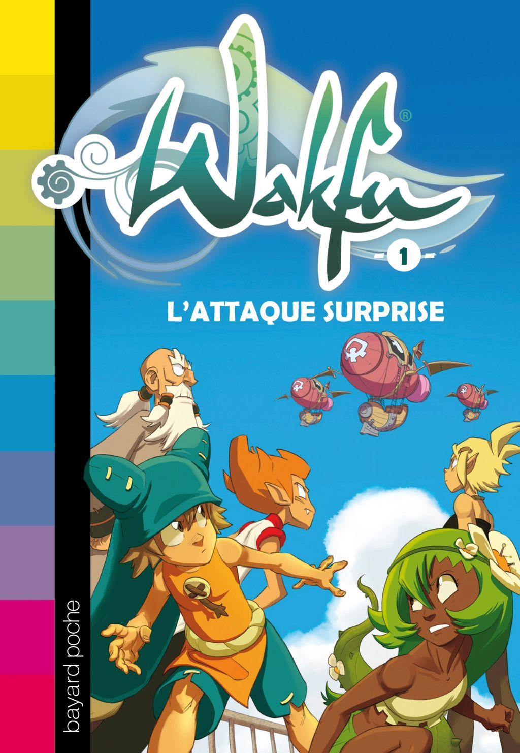 « L'attaque surprise » cover