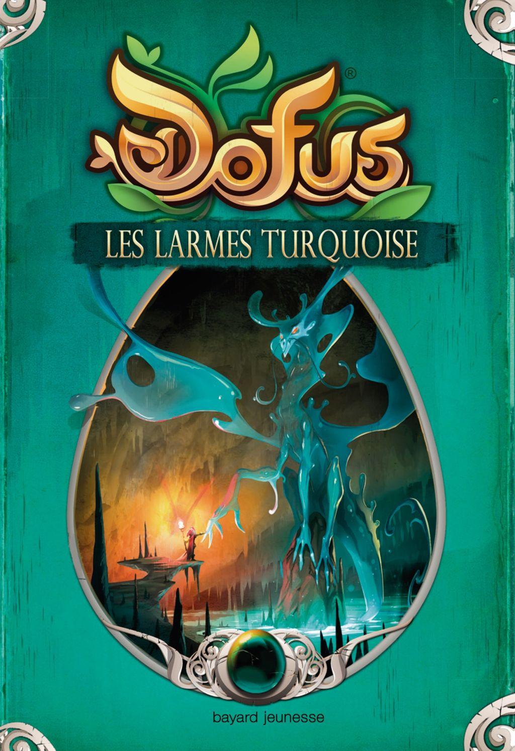 «Les larmes turquoise» cover