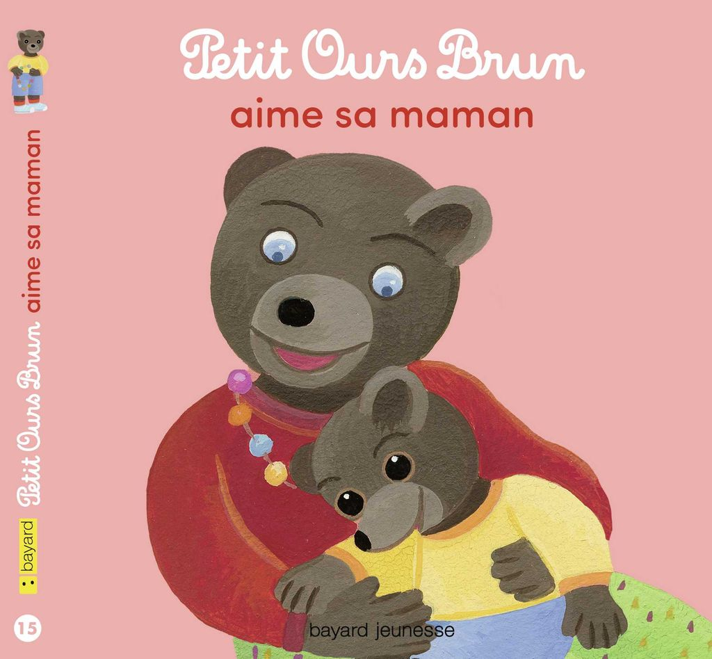 «Petit Ours Brun aime sa maman» cover