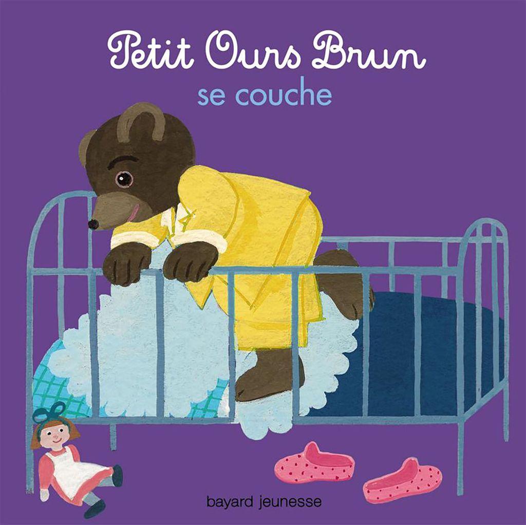 «Petit Ours Brun aime se couche» cover