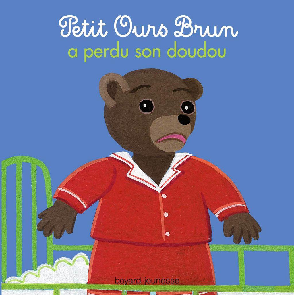 Couverture de «Petit Ours Brun a perdu son doudou»