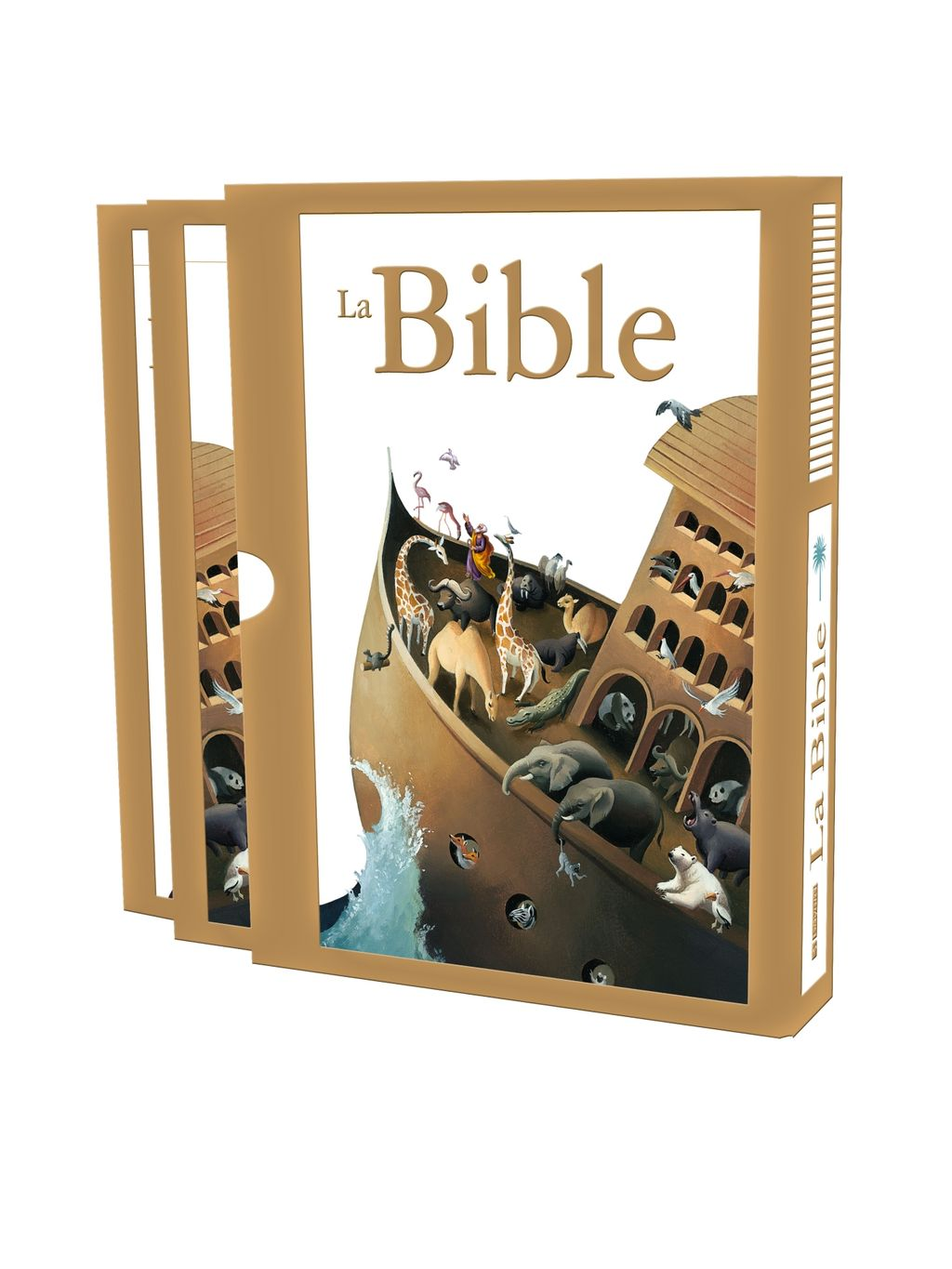 Couverture de « La Bible »