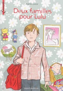 «Deux familles pour Lulu» cover