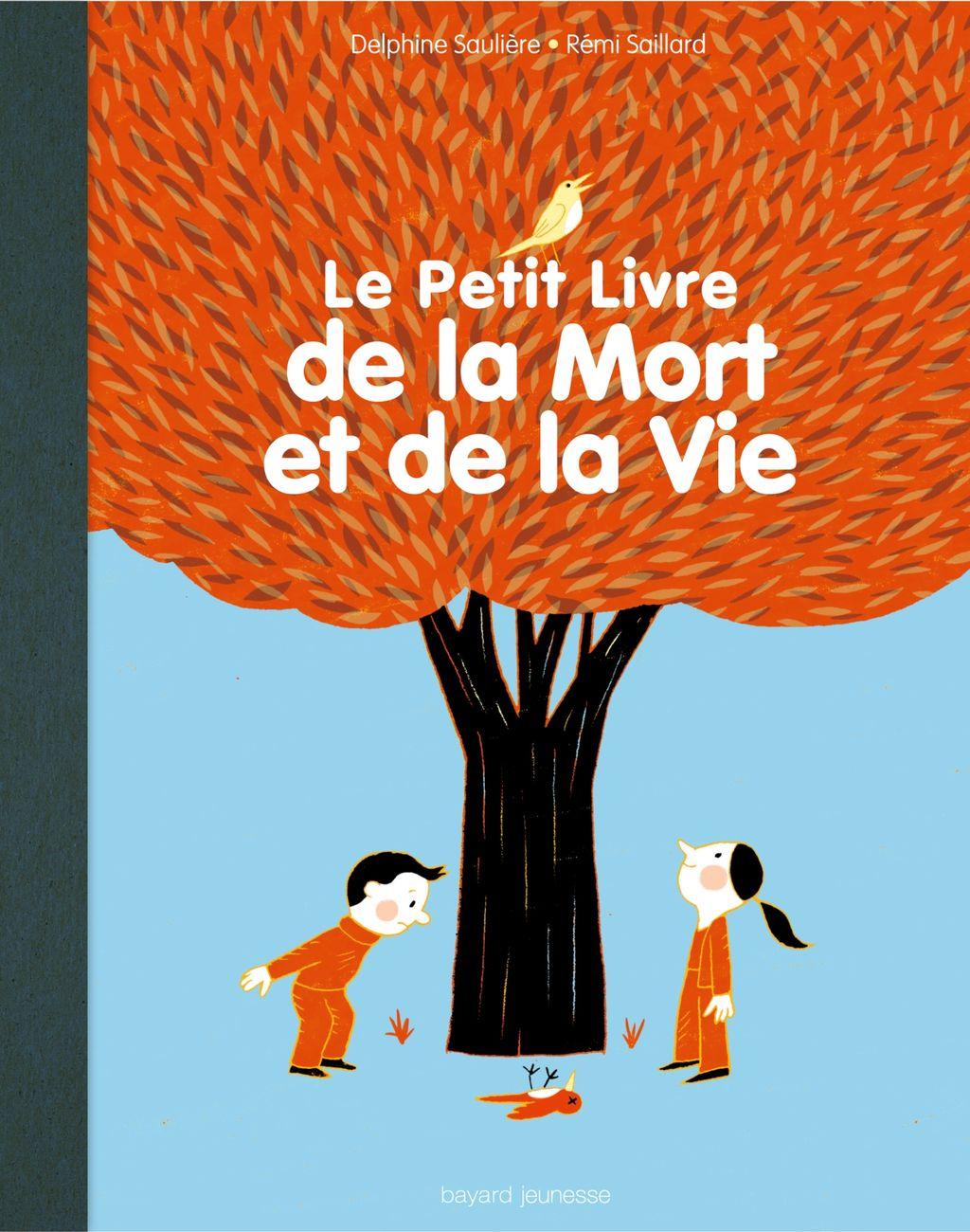 «Le petit livre de la mort et de la vie» cover