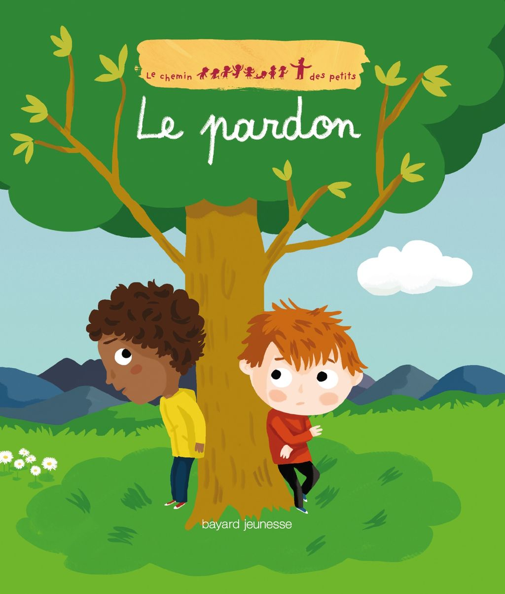 Couverture de « Le pardon »