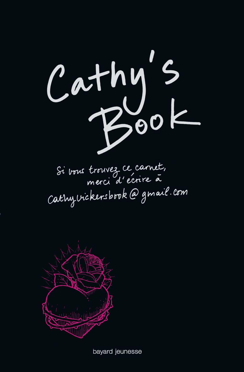 Couverture de «Cathy's book (format souple)»
