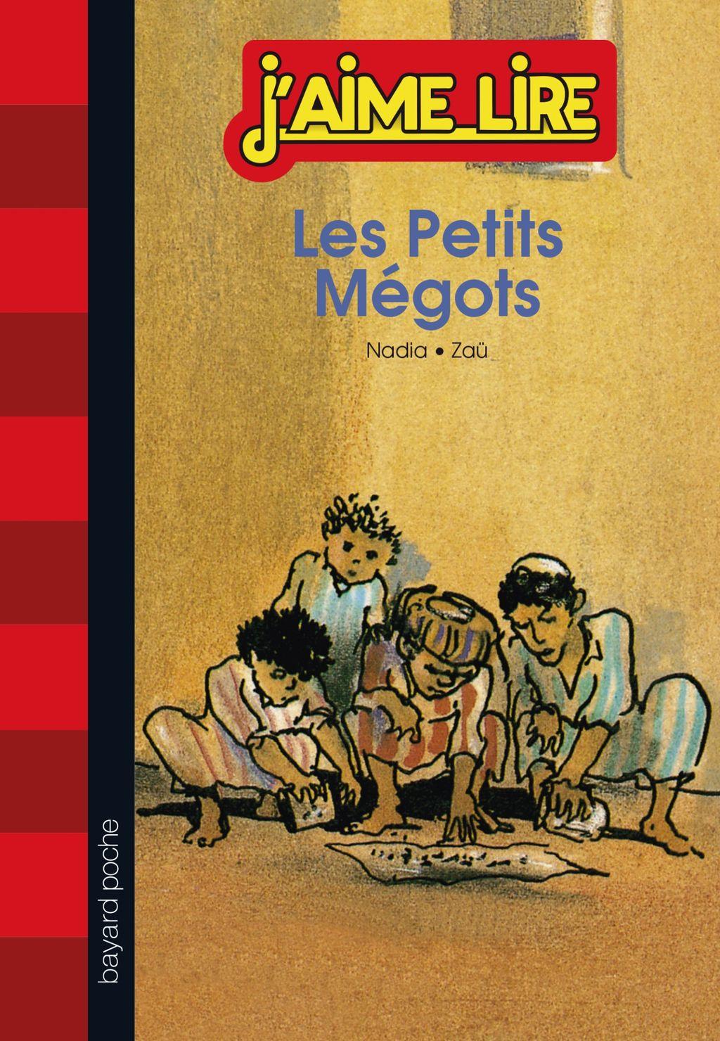«Les petits mégots» cover