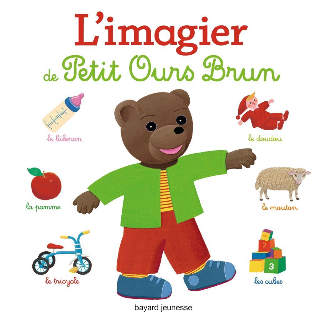 «L'imagier de Petit Ours Brun» cover