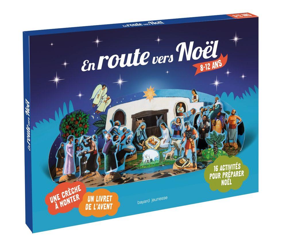 Couverture de «En route vers Noël (8-12 ans)»
