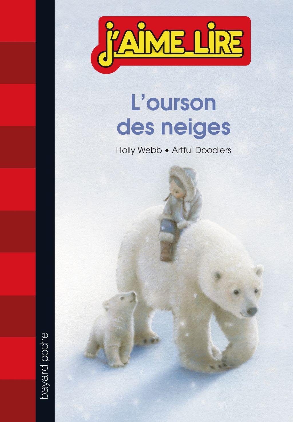 Couverture de «L'ourson des neiges»