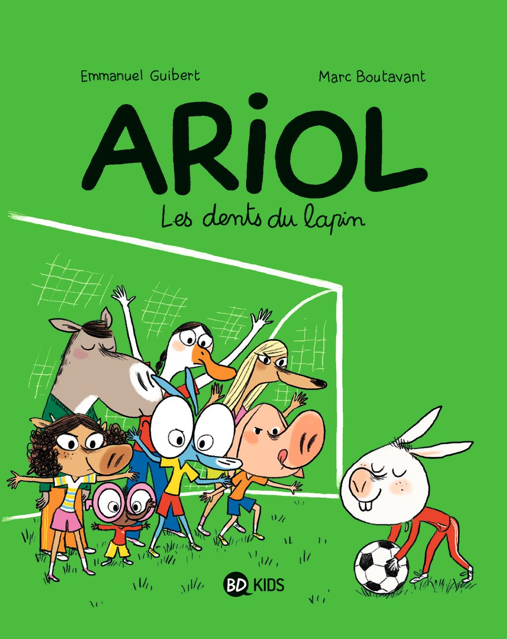 Couverture de « Les dents du lapin »