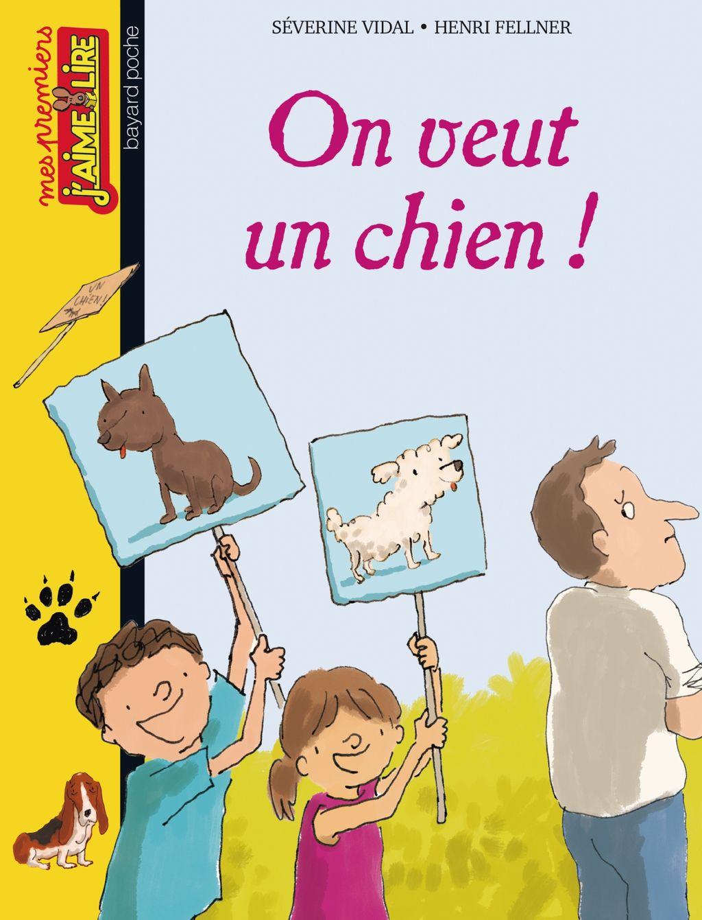 «On veut un chien !» cover