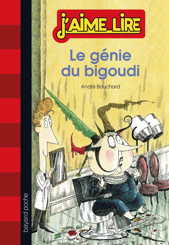 «Le génie du bigoudi» cover