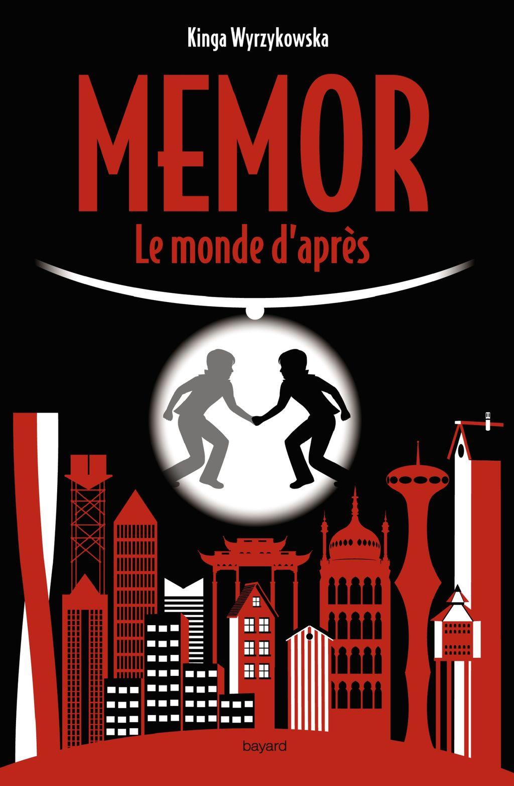 «Memor, le monde d'après» cover