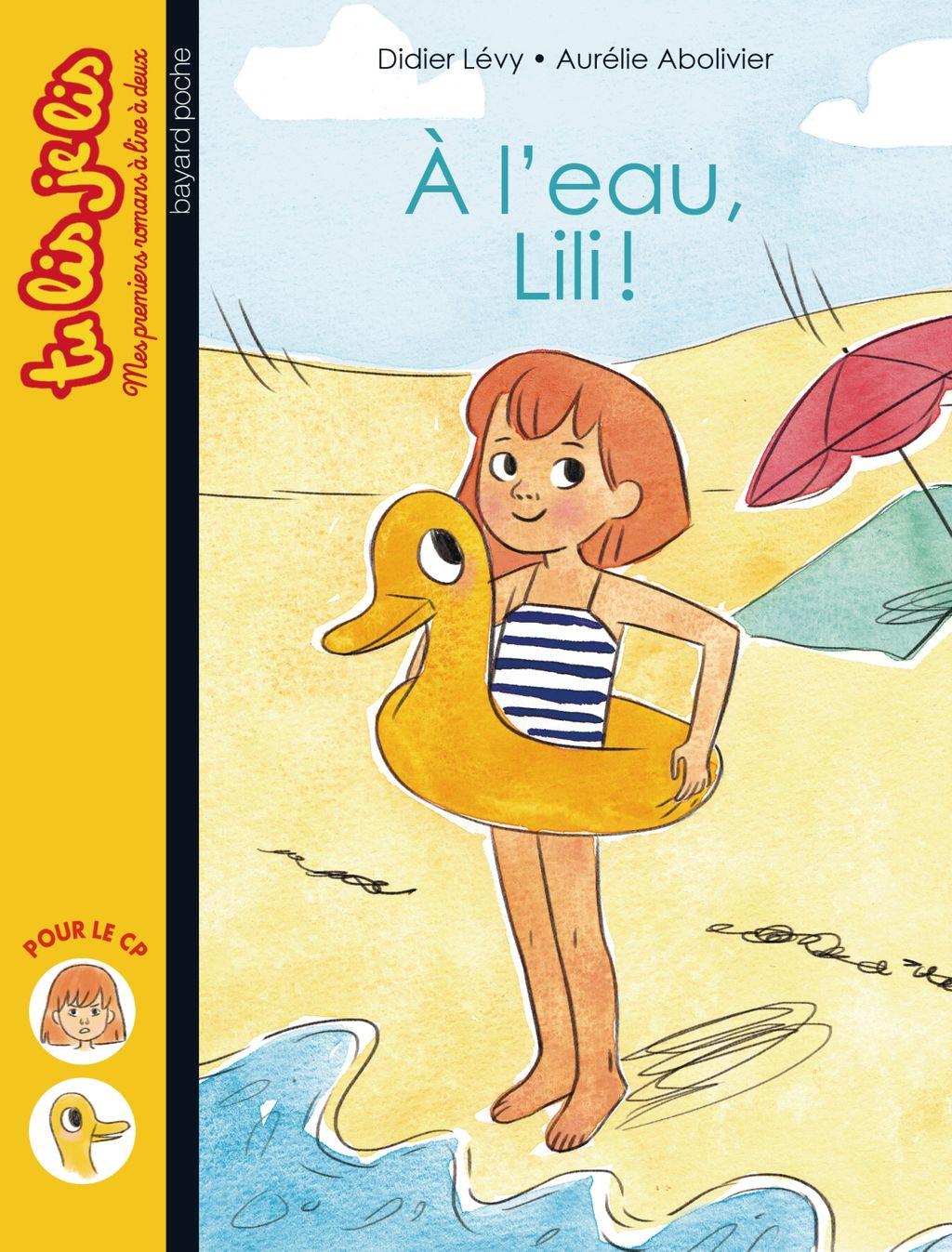 «À l'eau, Lili !» cover