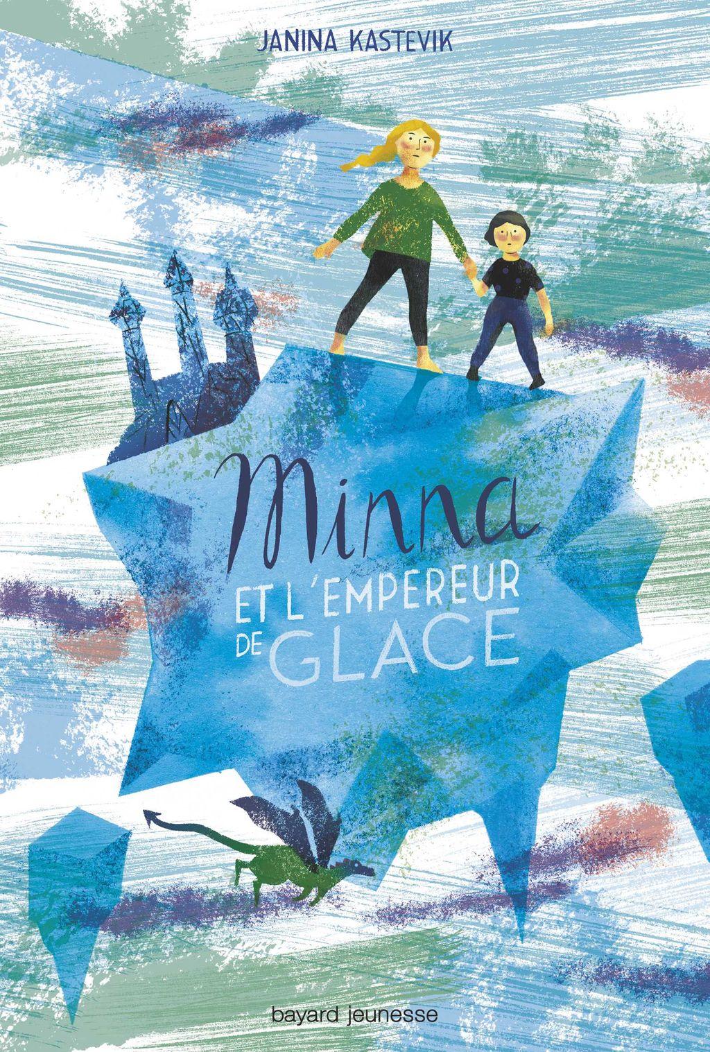Couverture de «Minna et l'empereur de glace»