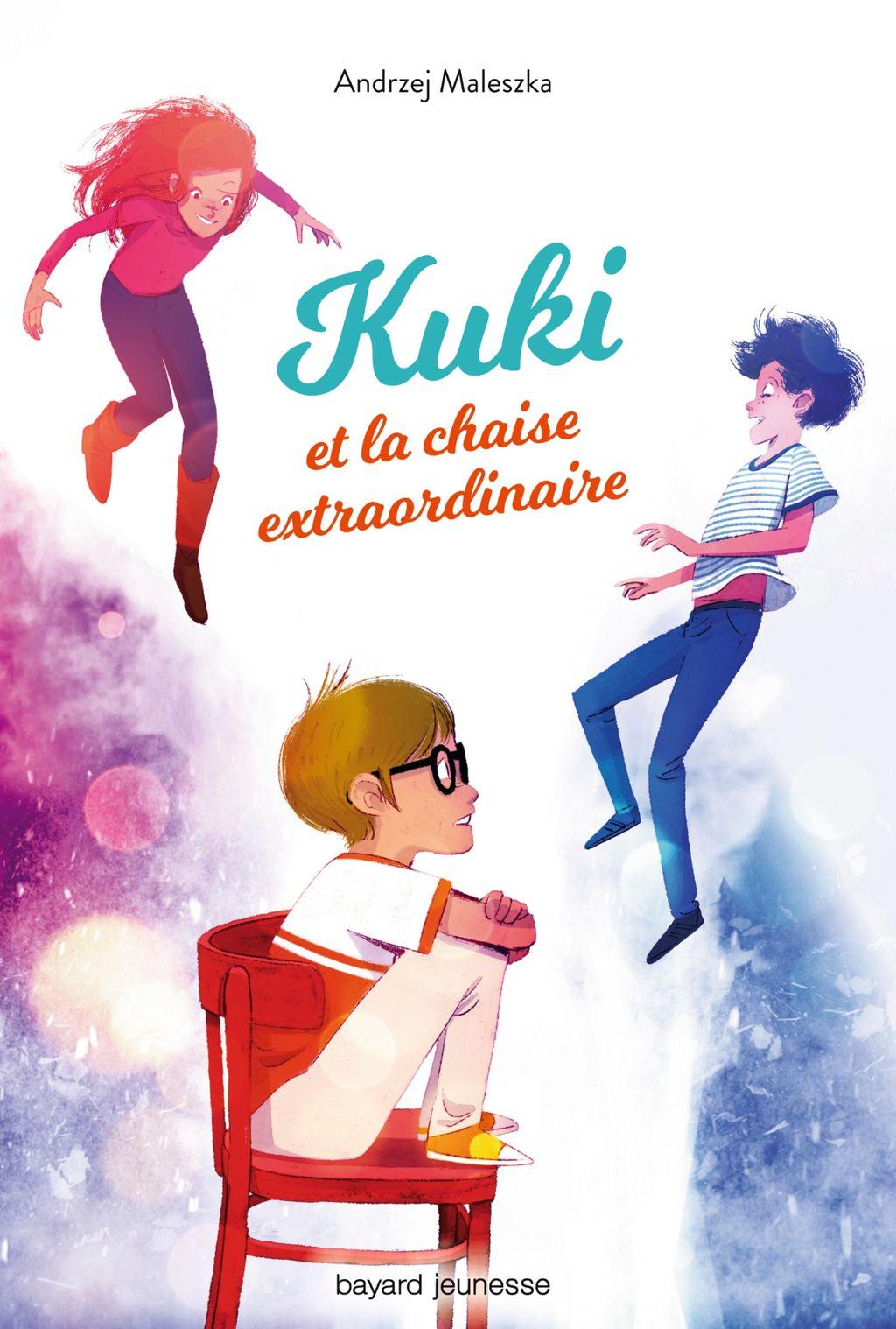 Couverture de «Kuki et la chaise extraordinaire»