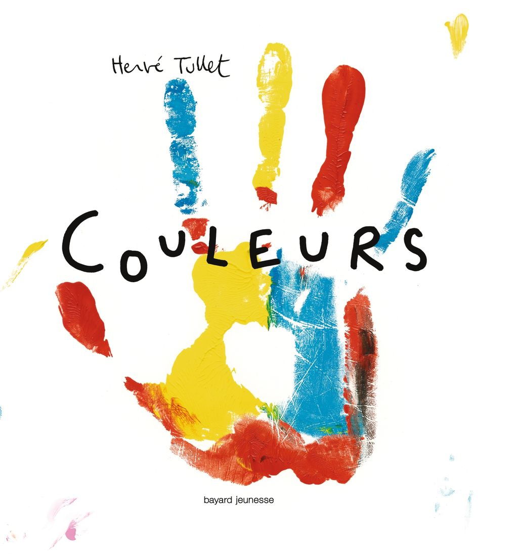 « Couleurs » cover