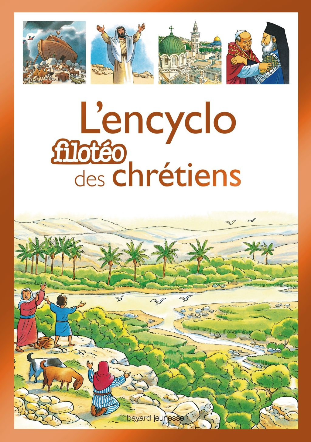 Couverture de « Encyclopédie du christianisme »