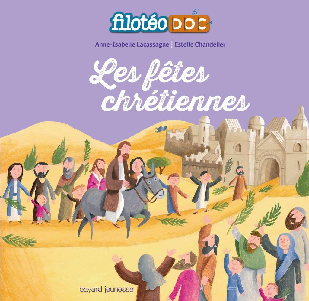 «Les fêtes chrétiennes» cover