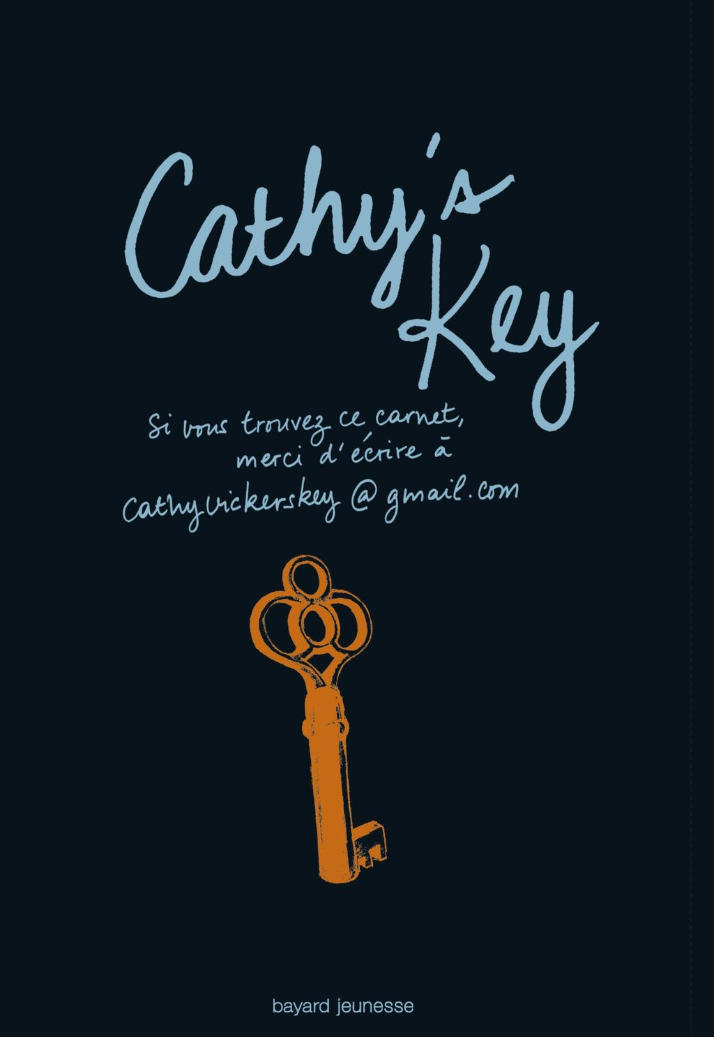 Couverture de « Cathy's key (format souple) »