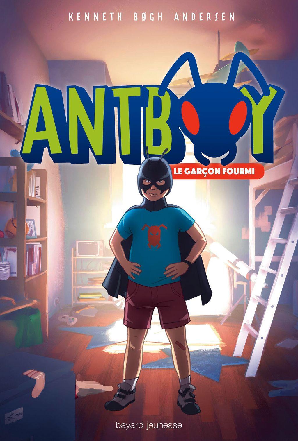 Couverture de «Le garçon fourmi»