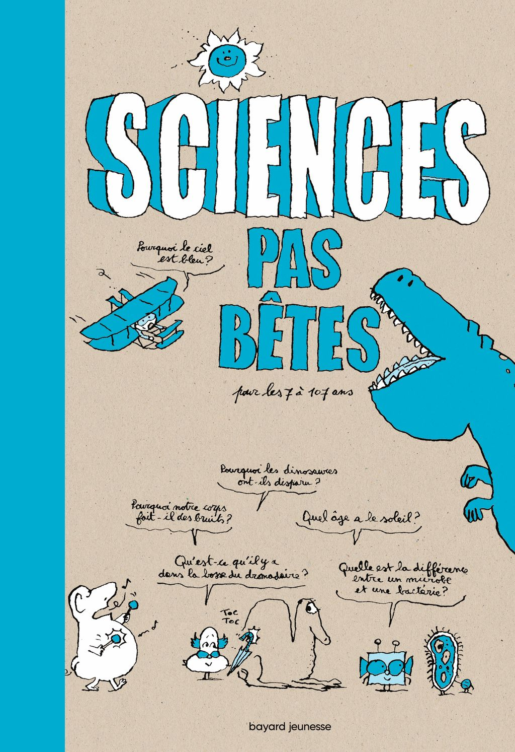 « Sciences pas bêtes » cover