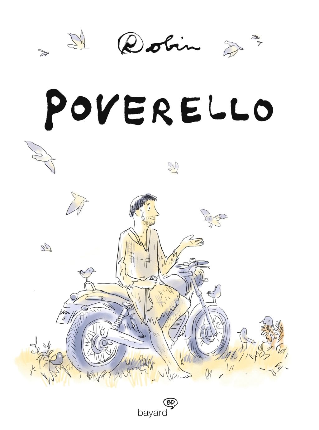 Couverture de « Poverello »