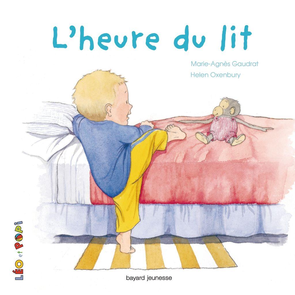 «Léo et Popi – L'heure du lit» cover
