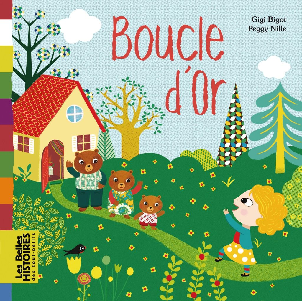 «Boucle d'or» cover