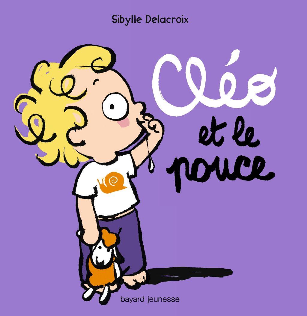 «Cléo et le pouce» cover