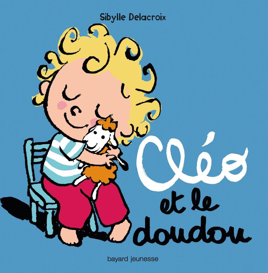«Cléo et le doudou» cover