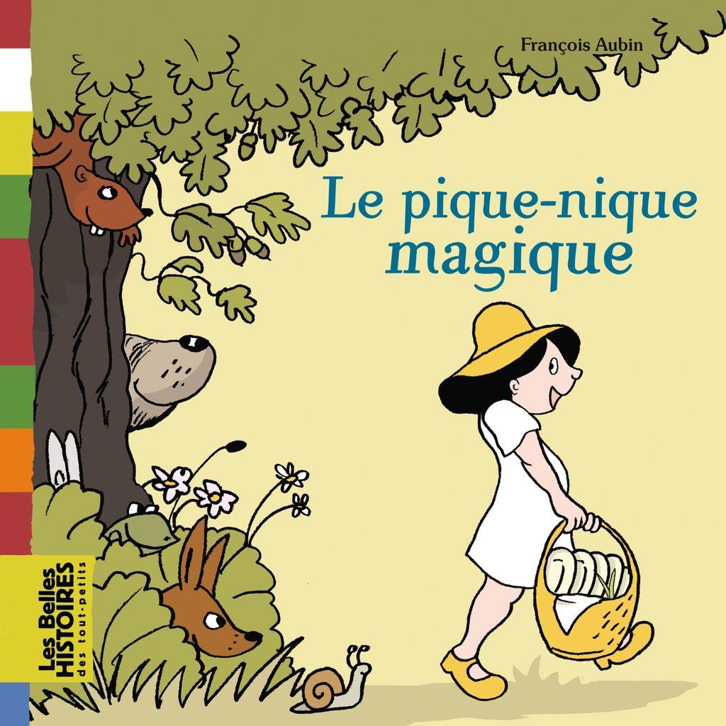 «Le pique-nique magique» cover