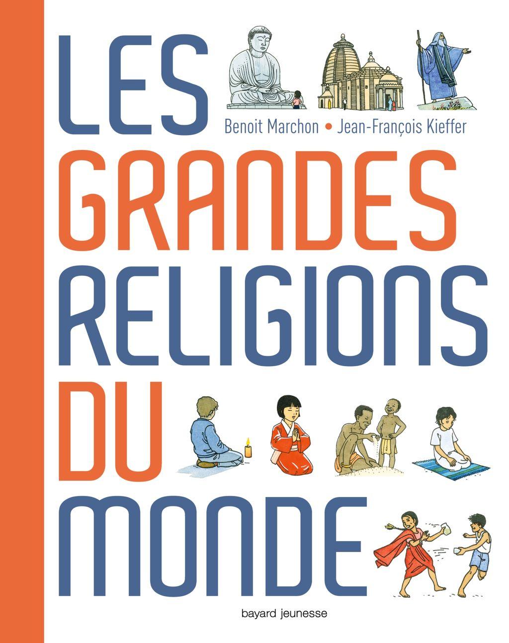 Couverture de «Les grandes religions du monde»