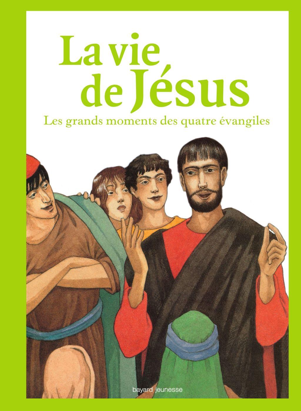 «La vie de Jésus» cover