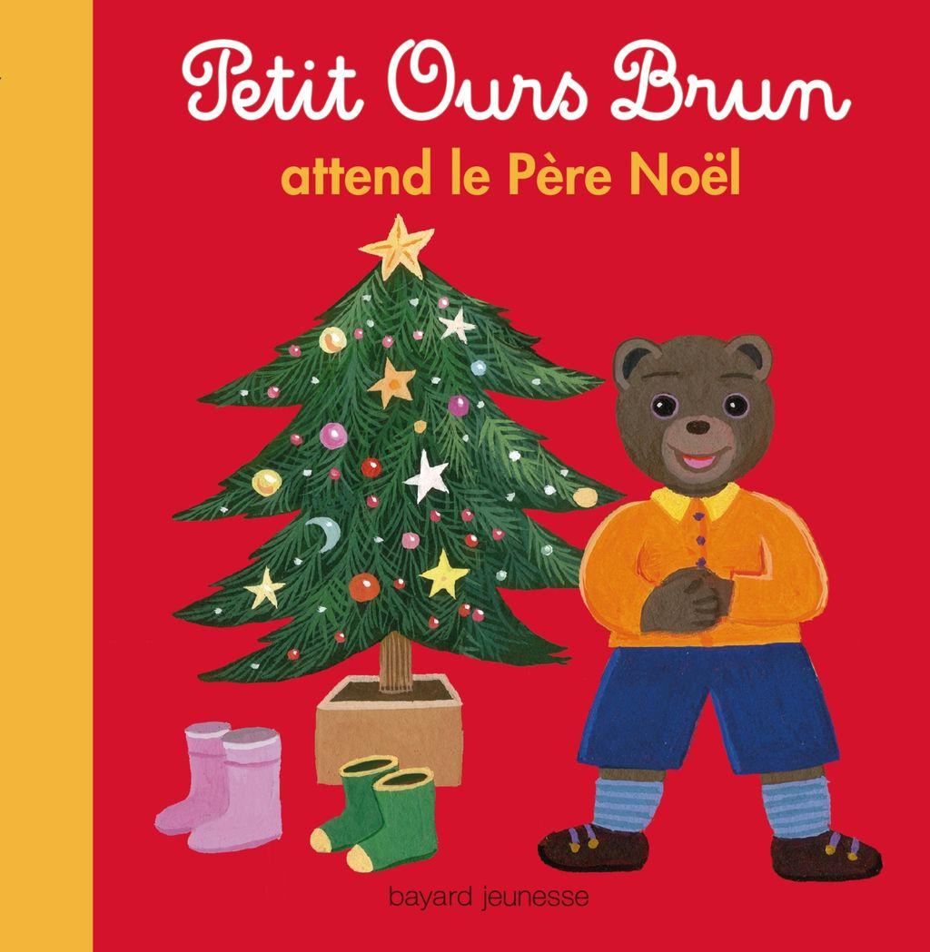 «Petit Ours Brun attend le père Noël» cover