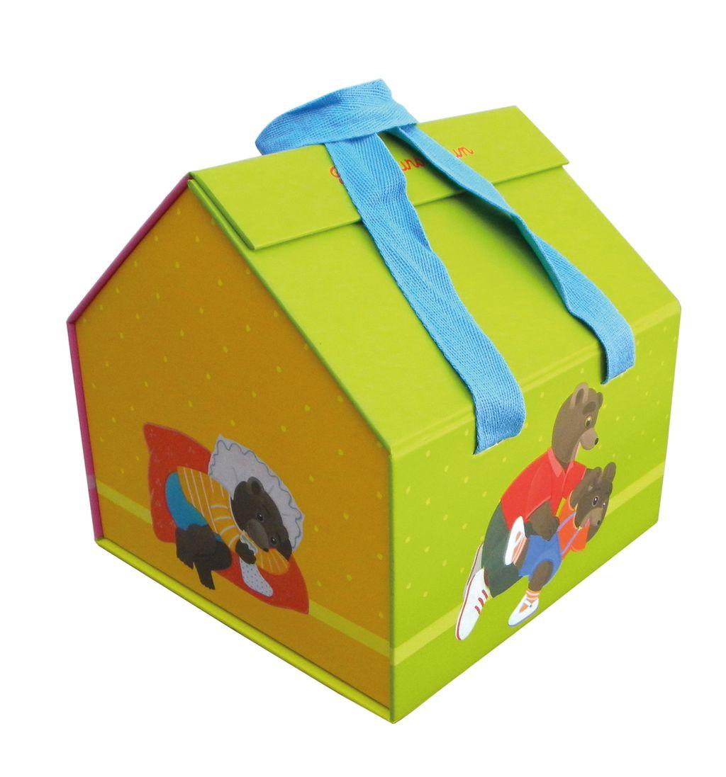 Couverture de «Ma maison Petit Ours Brun – 6 livres»