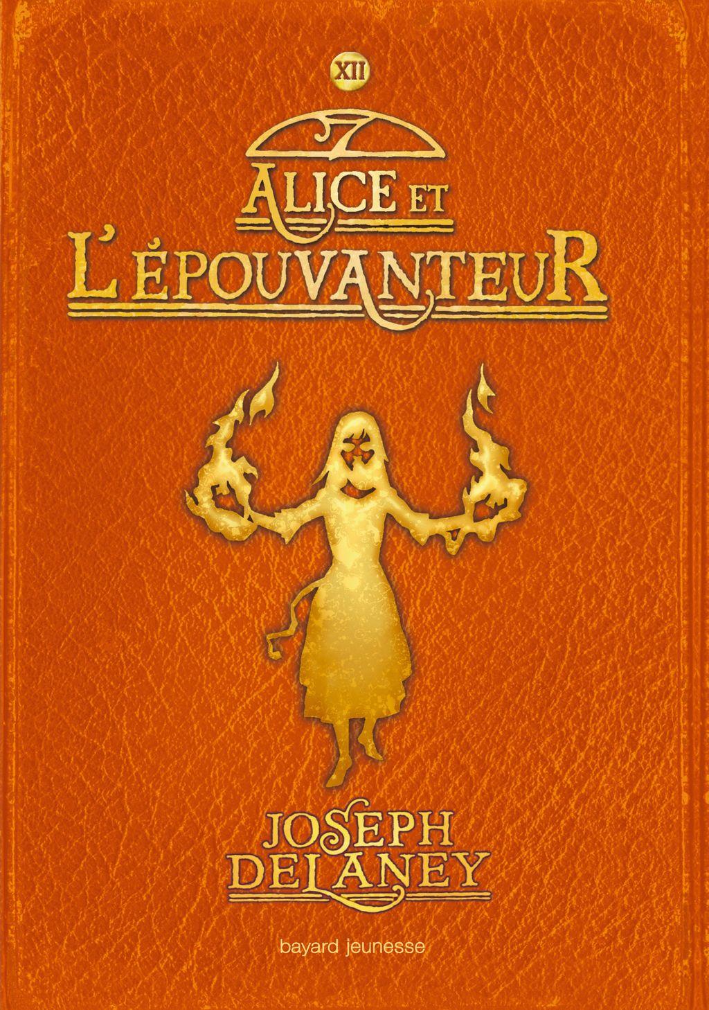 Couverture de «Alice et l'Épouvanteur»